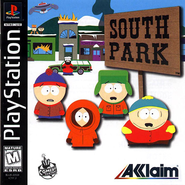 South Park [Ingles] [PSX] [UL]